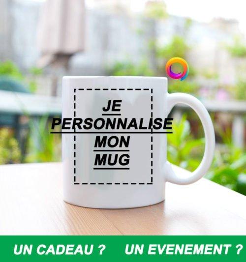 mug personnalise