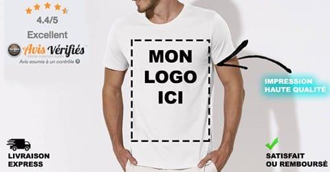 personnalisez votre tshirt ou textile en ligne