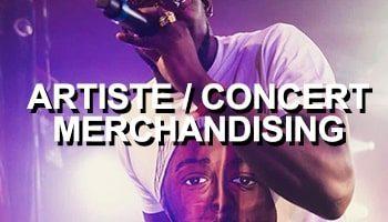 merchandising impression tshirt artisite