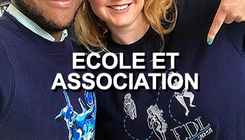 impression tee shirt ecole et association