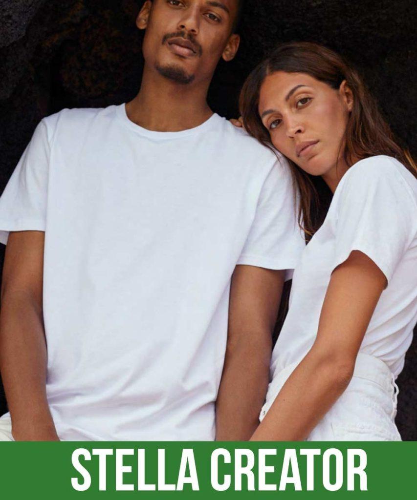 tee shirt bio stanley stella