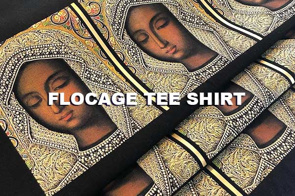 flocage tee shirt