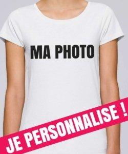 tee shirt femme photo