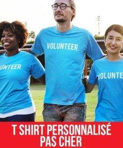 tee shirt pas cher association