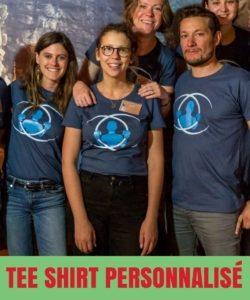 tee shirt personnalisé entreprise