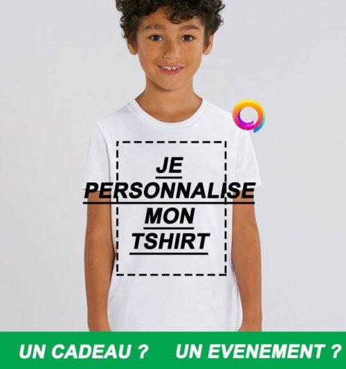 t shirt enfant personnalisé
