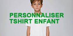 tee shirt enfant personnalise en ligne