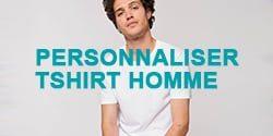 tee shirt homme personnalisé en ligne