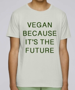 Vegan it's the futur
