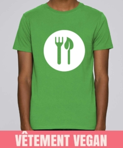 tee shirt vegan