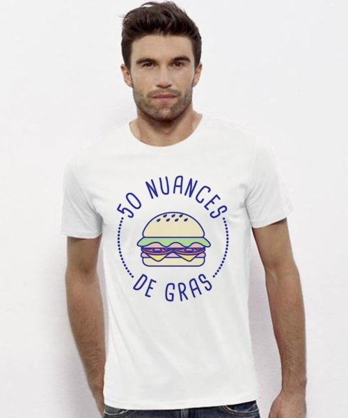 Tee-shirt 50 nuances de gras