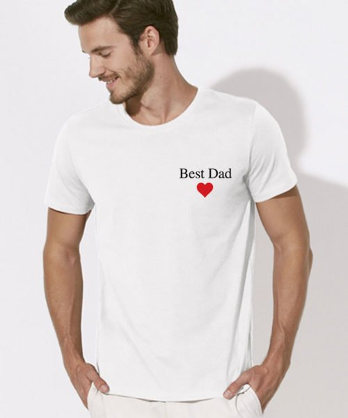 Image T-shirt meilleur dad