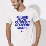 Photo du T-shirt France