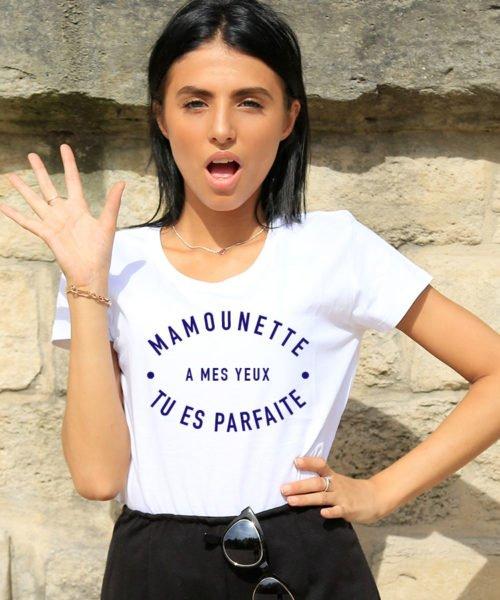Image T-shirt maman parfaite
