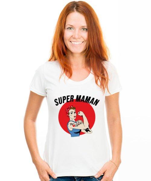 T-Shirt Super Maman