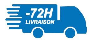 livraison rapide express 72 latelier